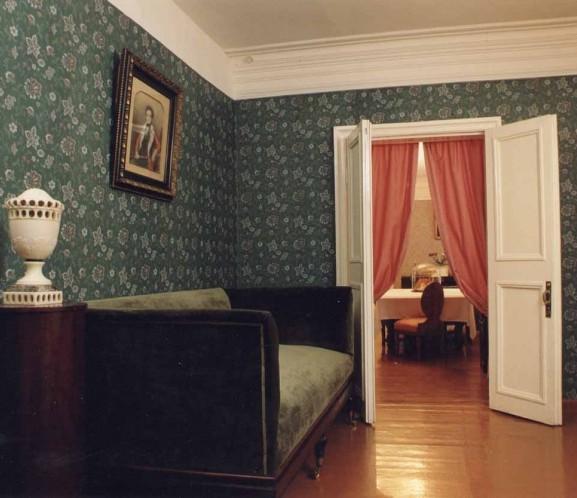 Малая гостиная: Фотографии музея и усадьбы